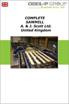 Complete Sawmill